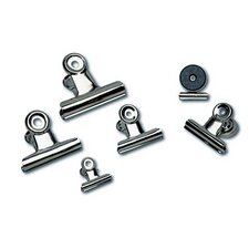 Magnetic Spring Clips Box-12 1 Each
