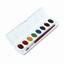 Prang Professional Watercolors Oval Pans (Set of 2)