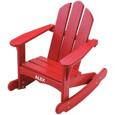 Personalized Kids Rocking Chair