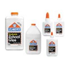 Elmers School Glue 4 Oz Bottle (Set of 4)