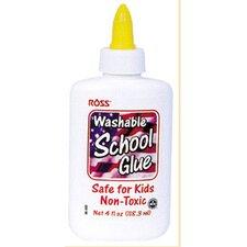 Ross School Glue 4 Oz. (Set of 6)