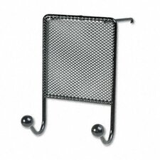 Mesh Partition Additions Double-Garment Hook