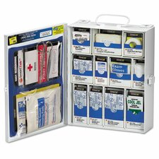 Medium First Aid Kit (136 Pieces)