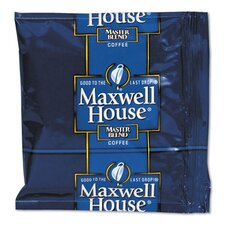 Maxwell House Coffee, Regular Ground, 1 1/10 Oz Pack, 42/Pack