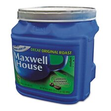 Maxwell House Coffee, Decaffeinated Ground Coffee, 33 Oz. Can
