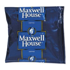 Maxwell House Coffee, Regular Ground, 1.5 Oz Pack, 42/Carton