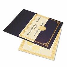 Foil Embossed Award Certificate