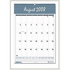 Bar Harbor Academic Wall Calendar