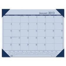 Ecotones Compact Desk Pad Calendar