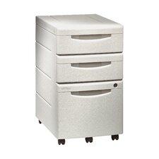 "Aspira 28"" H x 22"" W Desk File Pedestal"