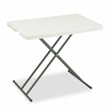 "Indestruc-Tables Too™ 25"" Rectangular Folding Table"