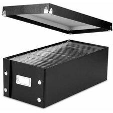 Snap-N-Store DVD Storage Box (Set of 2)