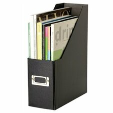 Snap-N-Store Jumbo Magazine File Box