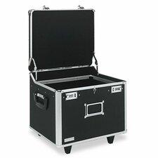 Vaultz Lock Mobile File Chest Storage Box