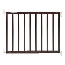 Easy Walk-Thru Wooden Safety Gate