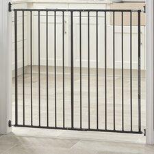 Easy Walk-Thru Tall Metal Safety Gate