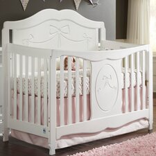 Princess Convertible Crib