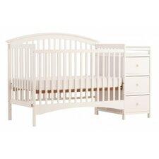 Bradford 4-in-1 Convertible Crib
