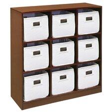 "36.42"" Cube Unit Bookcase"
