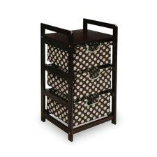 3 Drawer Hamper/Storage Unit