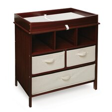 Estate Baby Changing Table with 3 Baskets