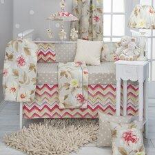Harper 3 Piece Crib Bedding Set