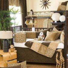Tanzania 4 Piece Crib Bedding Set