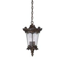 Kingston 3 Light Outdoor Hanging Lantern