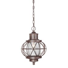 Revere 1 Light Outdoor Hanging Lantern