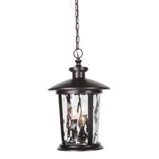 Summerhays 3 Light Outdoor Hanging Lantern