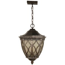 Evangeline 3 Light Outdoor Pendant