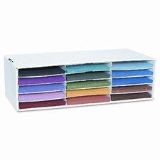 Corrugated Paper Sorter/Storage Box