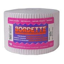 Scalloped Bordette Decorative Classroom Border
