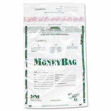 Securit Money Bags, Tamper Evident, 50/Pack