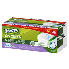 Lavender Vanilla and Comfort Wet Mopping Refills (Pack of 28)