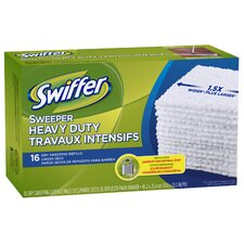 Swifter Sweeper Professional Cloths (Pack of 16)