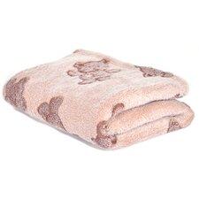 Bears Jacquard Baby Blanket
