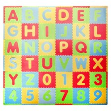 ABC 36 Piece Playmat Set