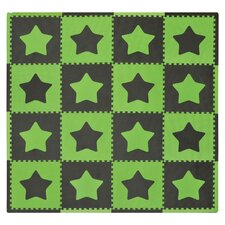Stars 16 Piece Playmat Set