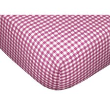 Tadpoles Classic Gingham 2 Piece Fitted Sheet Set