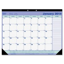 Monthly Desk Pad and Chipboard (Set of 2)