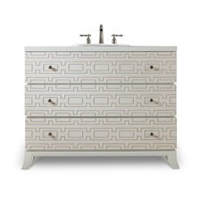 "Designer Series 43"" Penelope Hall Chest Vanity Base"