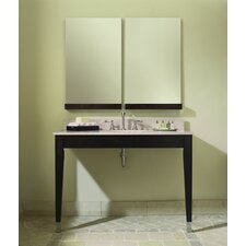 """Custom 37"""" Single Clarissa Bathroom Vanity Set"""