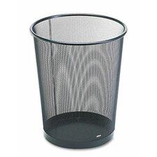 4.5-Gal. Round Wastebasket