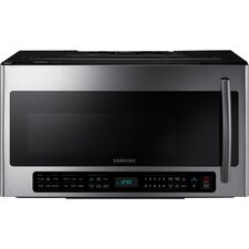 2.1 Cu. Ft. 1000W Over-The-Range Microwave in Stainless Steel