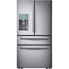 29.1 cu. ft. French Door Refrigerator with Automatic Sparkling Water Dispenser