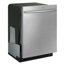 "27.25"" 46 dBA Built-In Dishwasher in Stainless Steel (Energy Star Certified)"