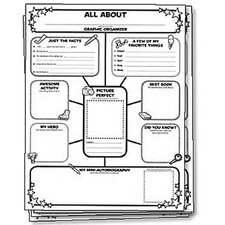 Graphic Organizer Name Tag