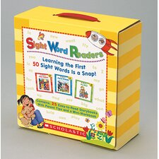 Sight Word Reader Library Book