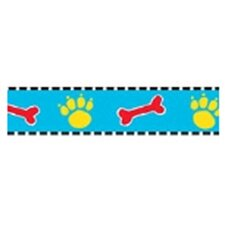 Clifford Paw Print Trimmer Classroom Border (Set of 2)